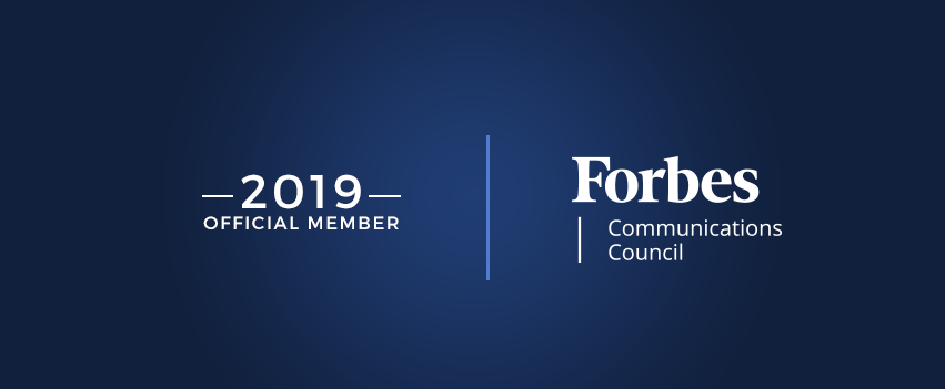 Forbes Communication Council Member