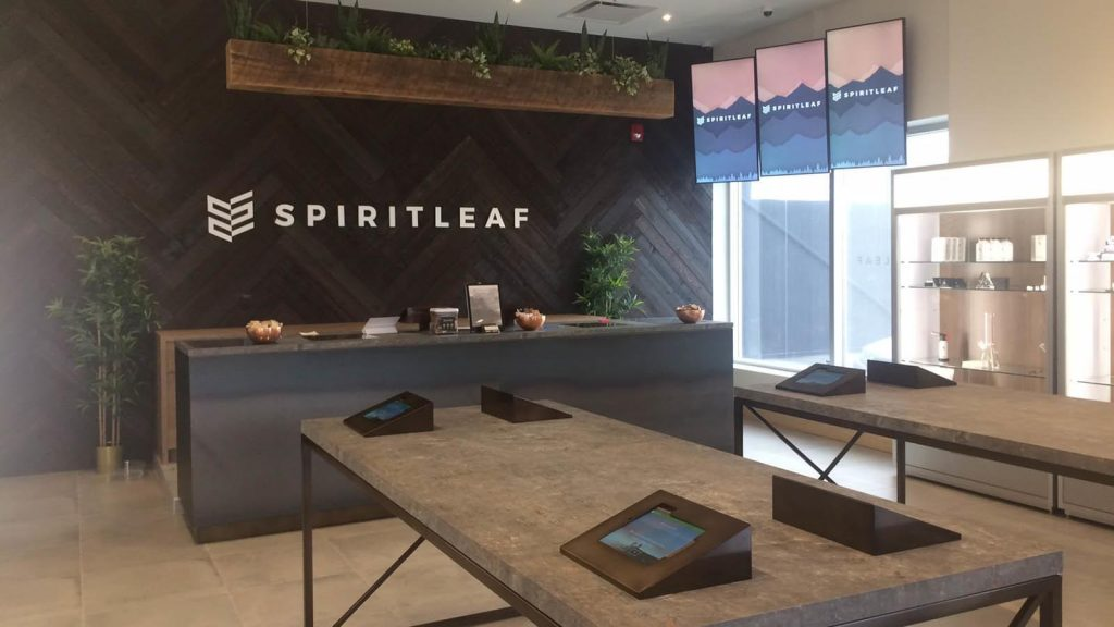 Spiritleaf Cannabis Franchise