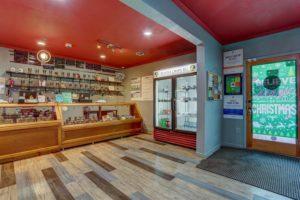 dispensary for sale Oregon interior 2