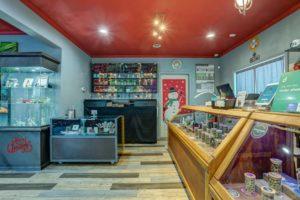 dispensary for sale Oregon interior 3