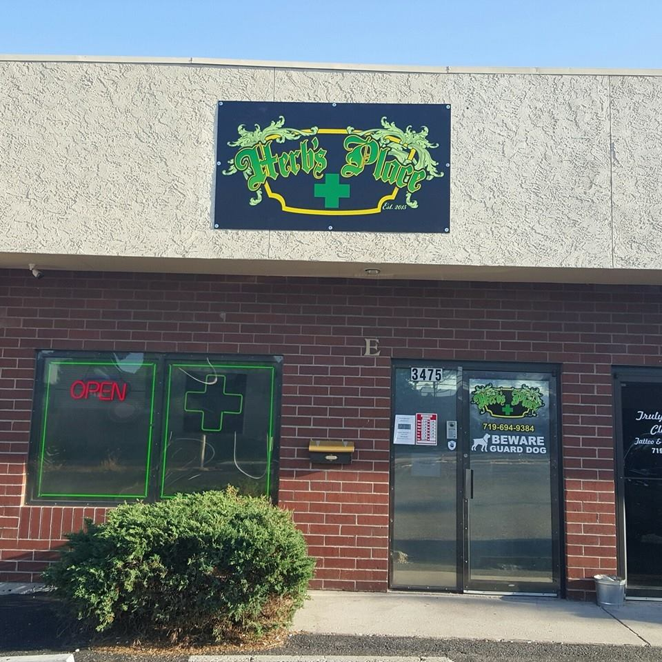 cannabis dispensary for sale colorado