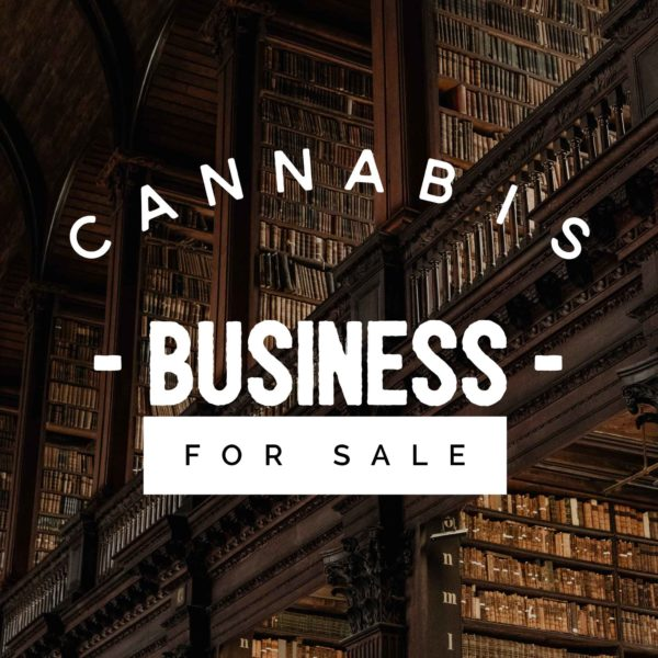 cannabis business for sale