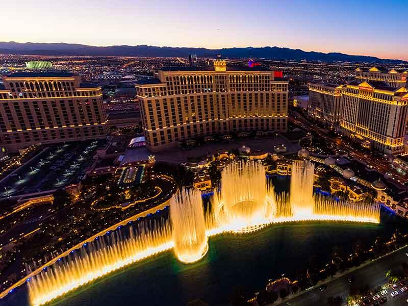 Nevada Las Vegas