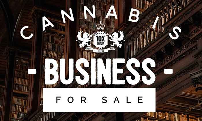 Cannabis10x Business For Sale