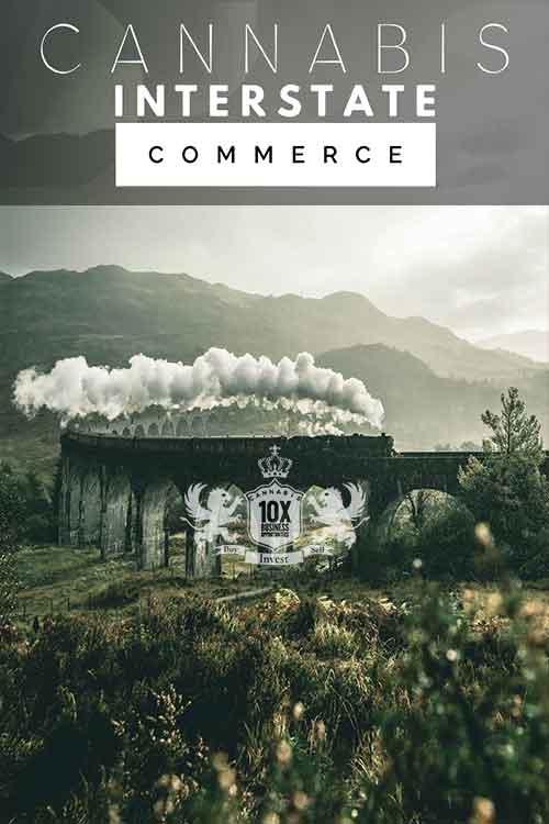 cannabis interstate commerce