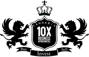 cannabis10 logo black