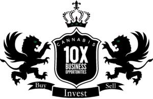 cannabis10 logo black