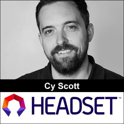 Founder of Headset, Cy Scott Interview