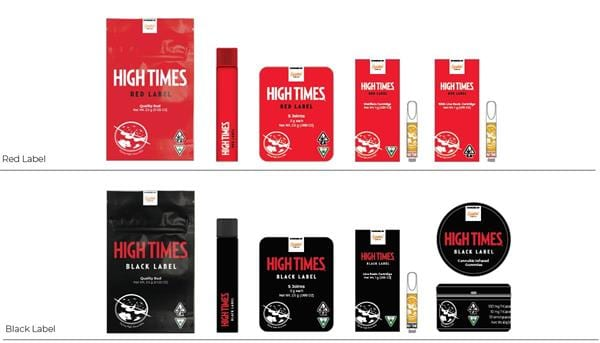 Red White & Bloom Launches High Times Branded Cannabis Products In Michigan