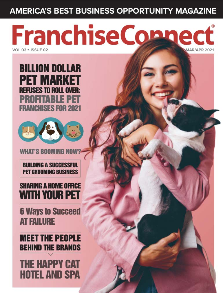 Franchise Connect Magazine