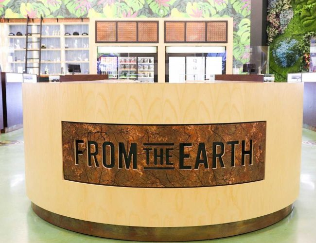 from the earth cannabis franchise